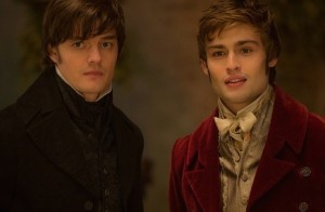 Pride-and-Prejudice-and-Zombies-Sam-Riley-and-Douglas-Booth-as-Darcy-and-Bingley