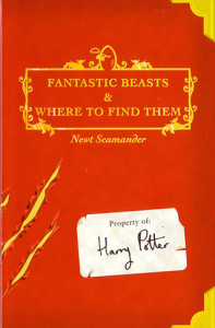 set_fantastic_beasts_and_where_to_find_them_book_covers