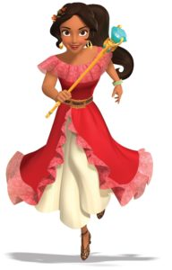 "ELENA OF AVALOR - ""Elena and the Secret of Avalor"" - Character poses. (Disney Channel) ELENA"