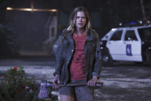 "DEAD OF SUMMER - ""She Talks to Angels"" - The summer of 1989 at Camp Stillwater comes to a terrifying end in ""She Talks to Angels,"" the season finale of ""Dead of Summer,"" airing TUESDAY, AUGUST 30 (9:00 - 10:00 p.m. EDT), on Freeform, the new name for ABC Family. (Freeform/Jack Rowand) ELIZABETH LAIL"